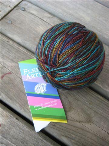 Fleece Artist Italian Silk, for a Lace Ribbon scarf I will keep