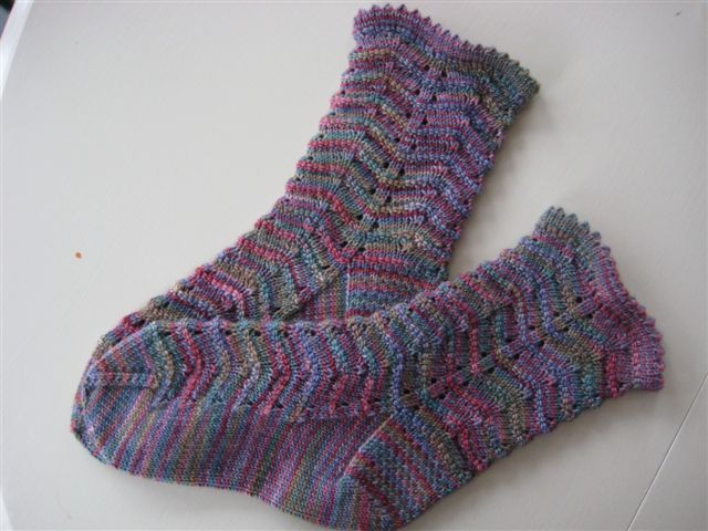 Pot Pourri Sock