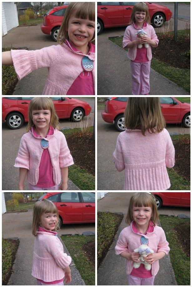 Calmer sweater