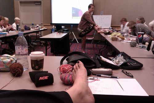 Socksummit teach